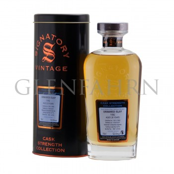 Unnamed Islay 1992 28y Cask#6775 Cask Strength Collection Signatory