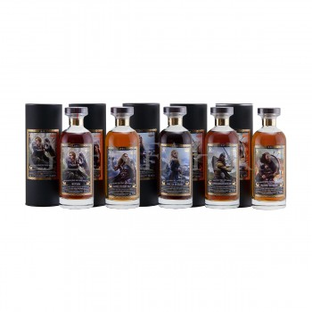 Vikings Collection Release 1-5 Signatory