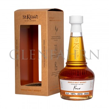 St.Kilian Signature Edition Four Peated Single Malt Whisky 50cl