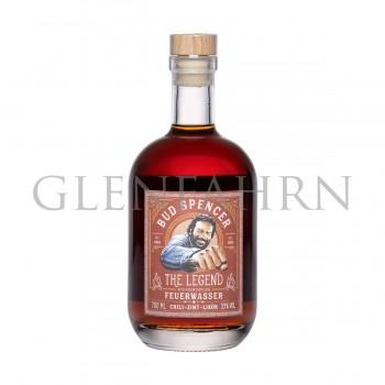 Bud Spencer The Legend Feuerwasser St.Kilian Chili Zimt Whisky Liqueur
