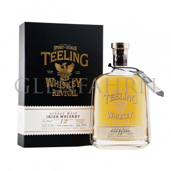 Teeling The Revival Vol. V 12y Cognac & Brandy Casks