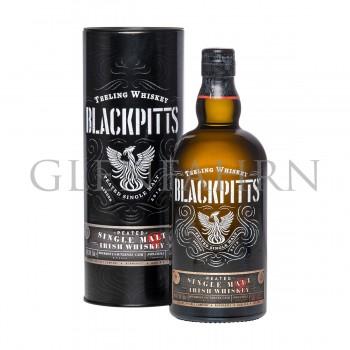 Teeling Blackpitts Peated Single Malt Irish Whiskey