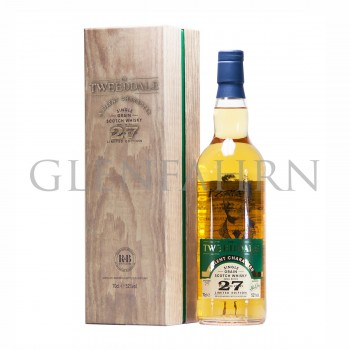 Tweeddale 27 Jahre Single Grain Whisky