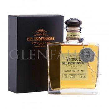 Del Professore Vermouth Jamaican Rum Cask Finish Edition 50cl