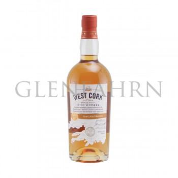 West Cork Rum Cask Finished Small Batch Single Malt Irish Whiskey